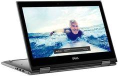 "Ноутбук-трансформер DELL Inspiron 5379, 13.3"", Intel Core i5 8250U 1.6ГГц, 8Гб, 256Гб SSD, Intel UHD Graphics 620, Windows 10, 5379-7321, серый"