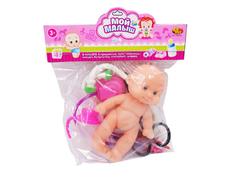Кукла ABtoys Мой малыш с аксессуарами PT-00552