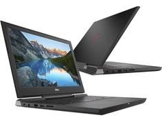 Ноутбук Dell G5-5587 G515-7459 Black (Intel Core i7-8750H 2.2 GHz/16384Mb/1000Gb + 128Gb SSD/nVidia GeForce GTX 1060 6144Mb/Wi-Fi/Bluetooth/Cam/15.6/1920x1080/Linux)