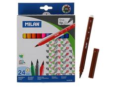 Фломастеры Milan 610 24 цвета 80159 / 209672