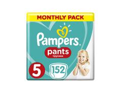 Подгузники Pampers Pants Junior 12-17кг 152шт 8001090808004