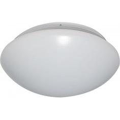 Накладной светодиодный светильник, тарелка, белый, 24w, 6400k feron al529 28563