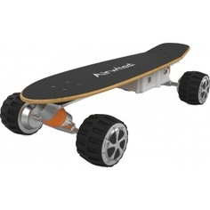 Скейтборд с электродвигателем, батарея samsung 162,8 вт*ч airwheel m3