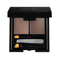 Набор для бровей SLEEK MAKEUP BROW KIT тон 821 medium