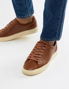 Светло-коричневые кроссовки KG By Kurt Geiger - Рыжий