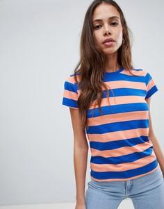 Levis Line 8 stripe t-shirt - Мульти