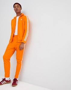 Оранжевые джоггеры adidas Originals Beckenbauer DH5819 - Оранжевый