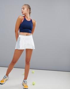 Теннисная юбка adidas Stella McCartney - Белый