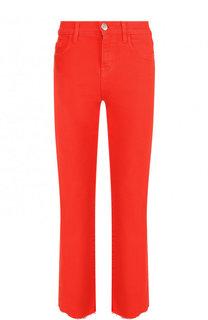 Укороченные однотонные джинсы Current/Elliott