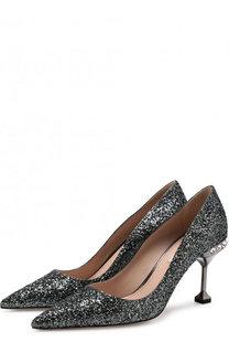 Женские туфли Miu Miu – купить туфли в интернет-магазине   Snik.co b6098c35e89