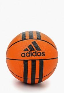 Мяч баскетбольный adidas 3 STRIPES MINI
