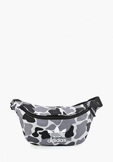 Сумка поясная adidas Originals WAISTBAG M CAMO