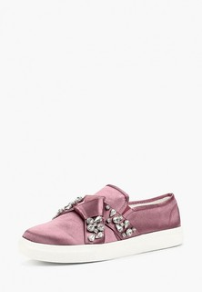 Слипоны LOST INK KARA JEWEL BOW SLIP ON