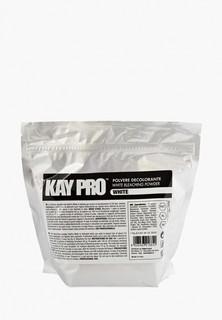 Краска для волос KayPro обесцвечивающая, белая, 1000 гр