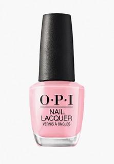 Лак для ногтей O.P.I OPI Nail Lacquer - Pink Ladies Rule the Schoo, 15 мл