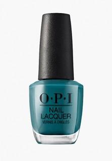 Лак для ногтей O.P.I OPI OPI Nail Lacquer - Teal Me More, Teal Me More, 15 мл