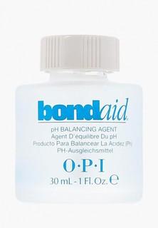 Средство для укрепления ногтей O.P.I OPI восстановитель ph баланса ногтя Bond-Aid, 30 мл