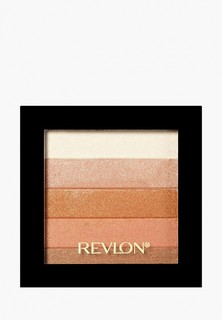 Хайлайтер Revlon Для Лица Highlighting Palette Bronze glow 030