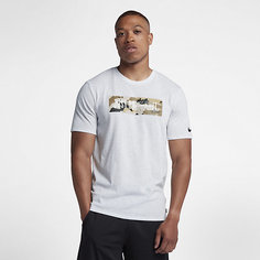 Мужская футболка с камуфляжным принтом для тренинга Nike Dri-FIT