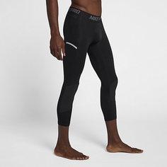Мужские баскетбольные тайтсы длиной 3/4 Nike Pro Dri-FIT