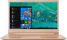 Ноутбук Acer Swift 5 SF514-52T-84BM (золотистый)
