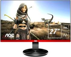 Монитор AOC Gaming G2790PX (черно-красный)