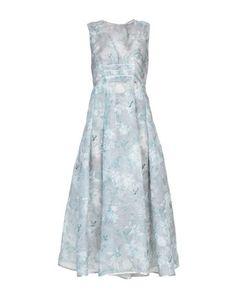 Длинное платье Oscar de la Renta