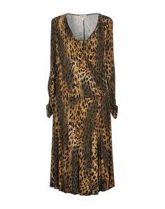 Платье до колена ISA Villani