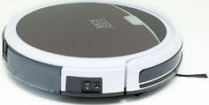 Робот-пылесос IBOTO Aqua X410, коричневый/белый