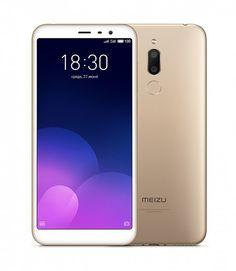 Смартфон MEIZU M6T 16Gb, золотистый
