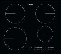 Индукционная варочная панель ZANUSSI IPZ6450KC, индукционная, независимая, черный