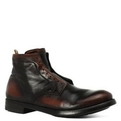 Ботинки OFFICINE CREATIVE HIVE/014 темно-коричневый