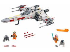 Конструктор Lego Звёздный истребитель типа Х 75218