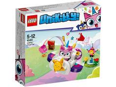 Конструктор Lego Unikitty Машина-облако Юникитти 41451