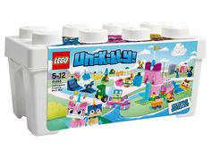 Конструктор Lego Unikitty Коробка кубиков для творческого конструирования Королевство 41455