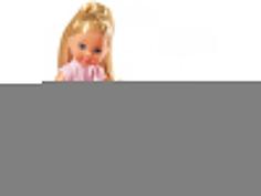 Кукла SIMBA Evi с собачкой в домике 105642 / 5735867