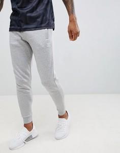 Серые трикотажные джоггеры adidas Originals DN6010 - Серый