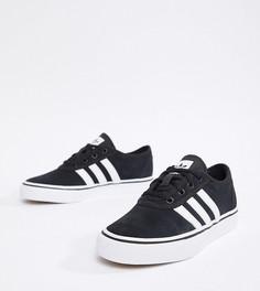 Черные кроссовки adidas Skateboarding Adi-Ease - Черный