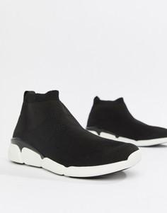 Черные кроссовки на широкой подошве ALDO - Черный