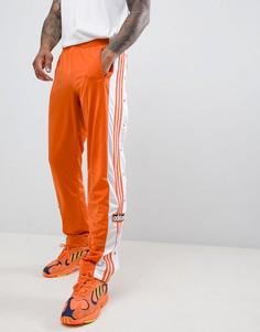 Оранжевые джоггеры adidas Originals adibreak Popper DH5750 - Оранжевый