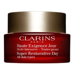 CLARINS Восстанавливающий дневной крем для любого типа кожи Multi-Intensive 50 мл