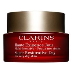 CLARINS Восстанавливающий дневной крем интенсивного действия для сухой кожи Multi-Intensive 50 мл