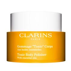 CLARINS Скраб для тела с эфирными маслами Tonic 250 мл