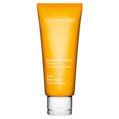 CLARINS Увлажняющий бальзам для тела с эфирными маслами Tonic 200 мл