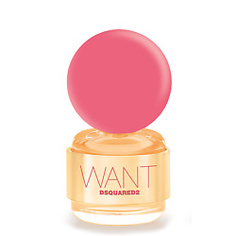 DSQUARED2 Want Pink Ginger Парфюмерная вода, спрей 50 мл