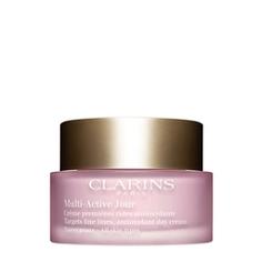 CLARINS Дневной крем для предотвращения первых возрастных изменений с антиоксидантным действием для любого типа кожи MULTI-ACTIVE 50 мл