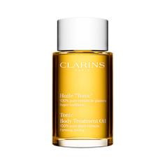 CLARINS Тонизирующее масло для тела 100 мл