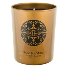 HERVE GAMBS Rose Bulgarie Fragranced Candle Парфюмированная свеча 190 г