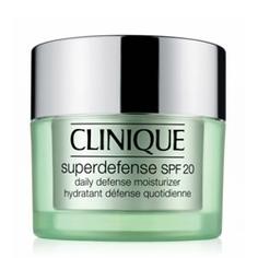 CLINIQUE Защитный увлажняющий крем Superdefense SPF 20 для сухой и комбинированной кожи 30 мл