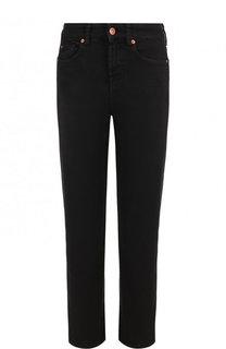 Укороченные джинсы прямого кроя 7 For All Mankind